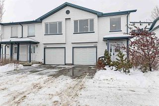 Photo 1: 1395 HERMITAGE Road in Edmonton: Zone 35 Townhouse for sale : MLS®# E4186049