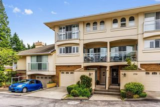 "Main Photo: 15 1759 130 Street in Surrey: Crescent Bch Ocean Pk. Townhouse for sale in ""San Juan Gate"" (South Surrey White Rock)  : MLS®# R2469905"