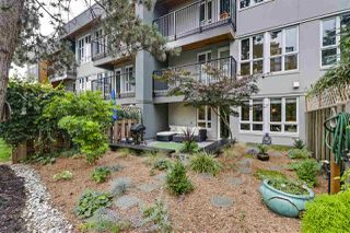 "Photo 14: 106 1551 W 11TH Avenue in Vancouver: Fairview VW Condo for sale in ""Laburnum Heights"" (Vancouver West)  : MLS®# R2502703"