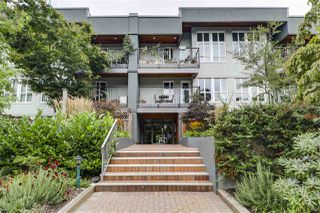"Photo 15: 106 1551 W 11TH Avenue in Vancouver: Fairview VW Condo for sale in ""Laburnum Heights"" (Vancouver West)  : MLS®# R2502703"