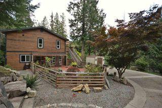 Photo 1: 4461 GARDEN BAY Road in Garden Bay: Pender Harbour Egmont House for sale (Sunshine Coast)  : MLS®# R2509182