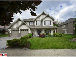 "Photo 1: 35461 JADE Drive in Abbotsford: Abbotsford East House for sale in ""Eagle Mountain"" : MLS®# F1117741"