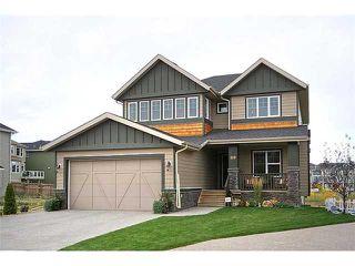 Photo 1: 20 AUBURN SOUND Court SE in CALGARY: Auburn Bay Residential Detached Single Family for sale (Calgary)  : MLS®# C3496656