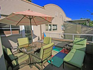 """Photo 8: 20 12449 191ST Street in Pitt Meadows: Mid Meadows Townhouse for sale in """"WINDSOR CROSSING"""" : MLS®# V922651"""