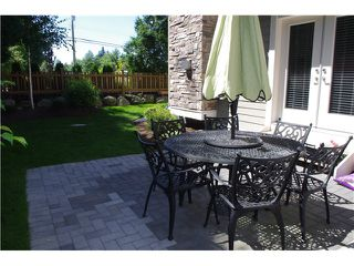 Photo 16: 8 2456 163RD Street in Surrey: Grandview Surrey Townhouse for sale (South Surrey White Rock)  : MLS®# F1401180