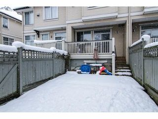 "Photo 17: 26 8383 159 Street in Surrey: Fleetwood Tynehead Townhouse for sale in ""Avlon Woods by Polygon"" : MLS®# F1404431"