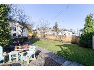 "Photo 20: 3955 FRANCES Street in Burnaby: Willingdon Heights House for sale in ""Willingdon Heights"" (Burnaby North)  : MLS®# V1050591"
