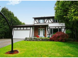 "Photo 1: 2921 MCCOLL Court in Abbotsford: Abbotsford East House for sale in ""McMillan"" : MLS®# F1411159"