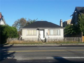 Photo 1: 4356 KNIGHT Street in Vancouver: Knight House for sale (Vancouver East)  : MLS®# V1066939