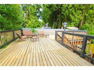 Photo 14: 416 FAIRWAY Street in Coquitlam: Coquitlam West House for sale : MLS®# V1087168