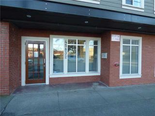 Photo 2: 201 45832 WELLINGTON Avenue in Chilliwack: Chilliwack W Young-Well Commercial for lease : MLS®# H3140417