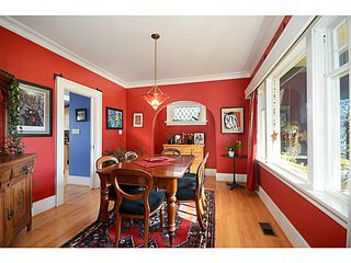 Photo 5: 1125 W 33RD Avenue in Vancouver: Shaughnessy House for sale (Vancouver West)  : MLS®# V1100048