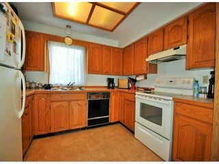 """Photo 2: 7 32286 7TH Avenue in Mission: Mission BC Townhouse for sale in """"Luther Place"""" : MLS®# F1430357"""