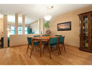 """Photo 5: 4 1182 QUEBEC Street in Vancouver: Mount Pleasant VE Townhouse for sale in """"CITYGATE"""" (Vancouver East)  : MLS®# V1112394"""