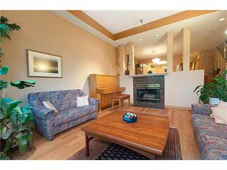 """Photo 4: 4 1182 QUEBEC Street in Vancouver: Mount Pleasant VE Townhouse for sale in """"CITYGATE"""" (Vancouver East)  : MLS®# V1112394"""