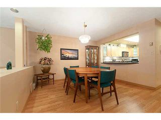 """Photo 6: 4 1182 QUEBEC Street in Vancouver: Mount Pleasant VE Townhouse for sale in """"CITYGATE"""" (Vancouver East)  : MLS®# V1112394"""