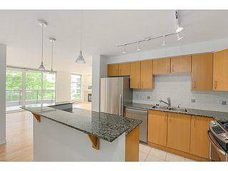 """Photo 1: 503 8460 GRANVILLE Avenue in Richmond: Brighouse South Condo for sale in """"CORONADO AT THE PALMS"""" : MLS®# V1120111"""