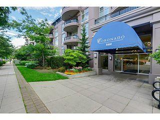 """Photo 13: 503 8460 GRANVILLE Avenue in Richmond: Brighouse South Condo for sale in """"CORONADO AT THE PALMS"""" : MLS®# V1120111"""