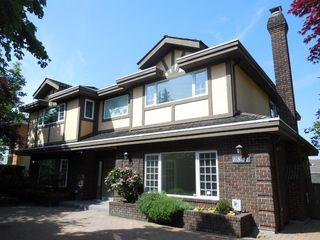 Photo 1: 6841 MARGUERITE Street in Vancouver: South Granville House for sale (Vancouver West)  : MLS®# V1124889