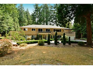 Main Photo: 13788 32 Avenue in Surrey: Elgin Chantrell House for sale (South Surrey White Rock)  : MLS®# F1446705