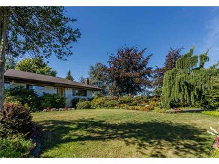 Photo 1: 16160 WESTMINSTER Highway in Richmond: East Richmond House for sale : MLS®# V1141059