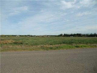 Main Photo: : Rural Strathcona County Rural Land/Vacant Lot for sale : MLS®# E3433682