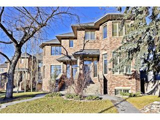 Photo 1: 2626 1 Avenue NW in Calgary: West Hillhurst House for sale : MLS®# C4039407