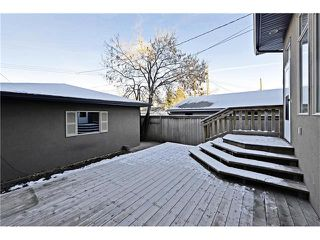 Photo 34: 2626 1 Avenue NW in Calgary: West Hillhurst House for sale : MLS®# C4039407