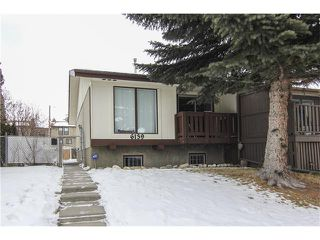 Photo 2: 6139 MADDOCK Drive NE in Calgary: Marlborough Park House for sale : MLS®# C4046134