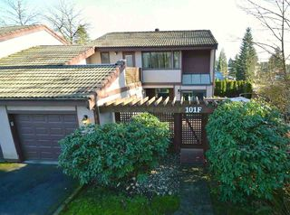 """Main Photo: 101F 3655 SHAUGHNESSY Street in Port Coquitlam: Glenwood PQ Townhouse for sale in """"SHAUGHNESSY PARK"""" : MLS®# R2032819"""