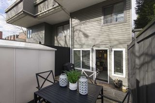 "Photo 2: 6 3495 W 4TH Avenue in Vancouver: Kitsilano Townhouse for sale in ""Jericho Villa"" (Vancouver West)  : MLS®# R2034853"
