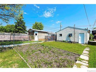 Photo 16: 713 College Avenue in Winnipeg: North End Residential for sale (North West Winnipeg)  : MLS®# 1607946