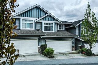 "Photo 1: 48 11282 COTTONWOOD Drive in Maple Ridge: Cottonwood MR Townhouse for sale in ""The Meadows at Vergin's Ridge"" : MLS®# R2057366"