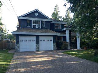 "Main Photo: 12588 25 Avenue in Surrey: Crescent Bch Ocean Pk. House for sale in ""Ocean Park"" (South Surrey White Rock)  : MLS®# R2062688"