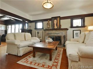 Photo 3: 345 LINDEN Ave in VICTORIA: Vi Fairfield West Single Family Detached for sale (Victoria)  : MLS®# 735323