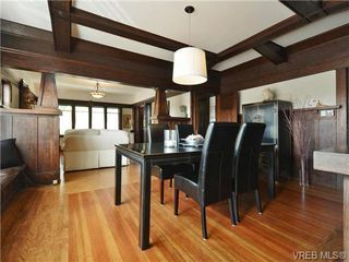 Photo 4: 345 LINDEN Ave in VICTORIA: Vi Fairfield West Single Family Detached for sale (Victoria)  : MLS®# 735323