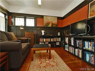 Photo 9: 345 LINDEN Ave in VICTORIA: Vi Fairfield West Single Family Detached for sale (Victoria)  : MLS®# 735323