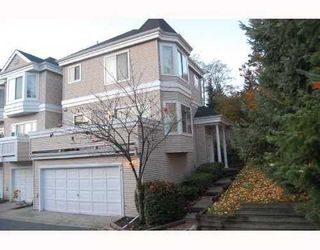 Photo 1: 54 6700 RUMBLE Street: South Slope Home for sale ()  : MLS®# V676374