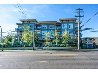 "Main Photo: 301 19936 56 Avenue in Langley: Langley City Condo for sale in ""Bearing Point"" : MLS®# R2103266"