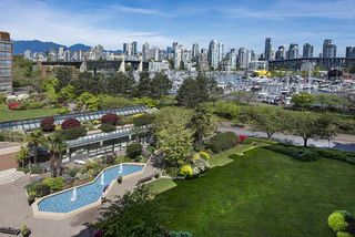 Main Photo: 407 1490 PENNYFARTHING Drive in Vancouver: False Creek Condo for sale (Vancouver West)  : MLS®# R2108765