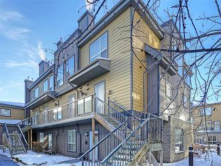 Photo 1: 207 2416 34 Avenue SW in Calgary: South Calgary House for sale : MLS®# C4094174