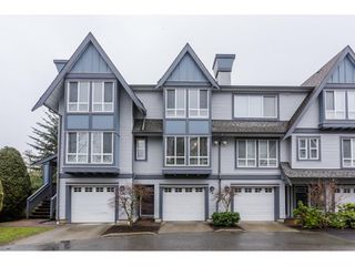 Photo 1: 78 16388 85 Avenue in Surrey: Fleetwood Tynehead Townhouse for sale : MLS®# R2147335