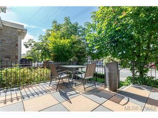 Photo 18: 107 7088 West Saanich Rd in BRENTWOOD BAY: CS Brentwood Bay Row/Townhouse for sale (Central Saanich)  : MLS®# 761340