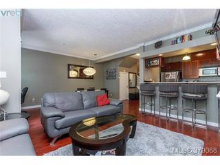 Photo 7: 107 7088 West Saanich Rd in BRENTWOOD BAY: CS Brentwood Bay Row/Townhouse for sale (Central Saanich)  : MLS®# 761340
