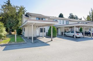 "Photo 1: 25 4700 FRANCIS Road in Richmond: Boyd Park Townhouse for sale in ""PARKSVILLE ESTATES"" : MLS®# R2199673"