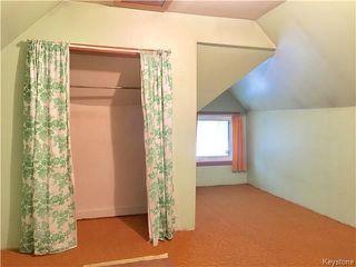 Photo 8: 1637 Ross Avenue West in Winnipeg: Weston Residential for sale (5D)  : MLS®# 1724879