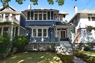 Photo 1: 2831 W 6TH Avenue in Vancouver: Kitsilano House for sale (Vancouver West)  : MLS®# R2206894