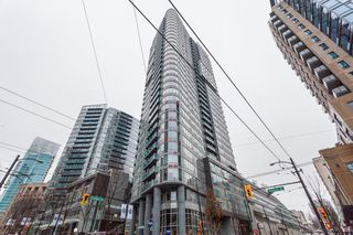 "Photo 1: 1508 233 ROBSON Street in Vancouver: Downtown VW Condo for sale in ""TV Towers"" (Vancouver West)  : MLS®# R2232042"