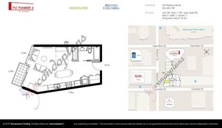 "Photo 16: 1508 233 ROBSON Street in Vancouver: Downtown VW Condo for sale in ""TV Towers"" (Vancouver West)  : MLS®# R2232042"