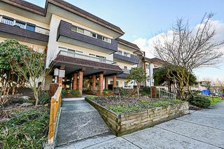 Photo 1: 111 13530 HILTON Road in Surrey: Bolivar Heights Condo for sale (North Surrey)  : MLS®# R2244455